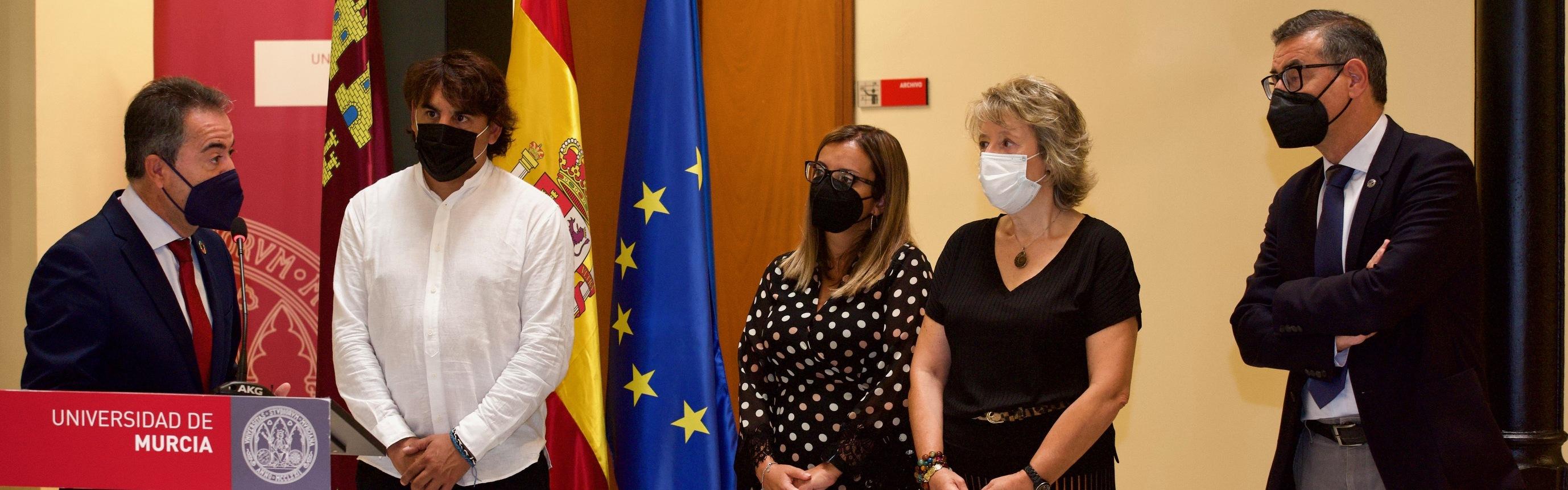 La Universidad de Murcia pone en marcha la Sede Permanente de Extensión Universitaria de Lorquí