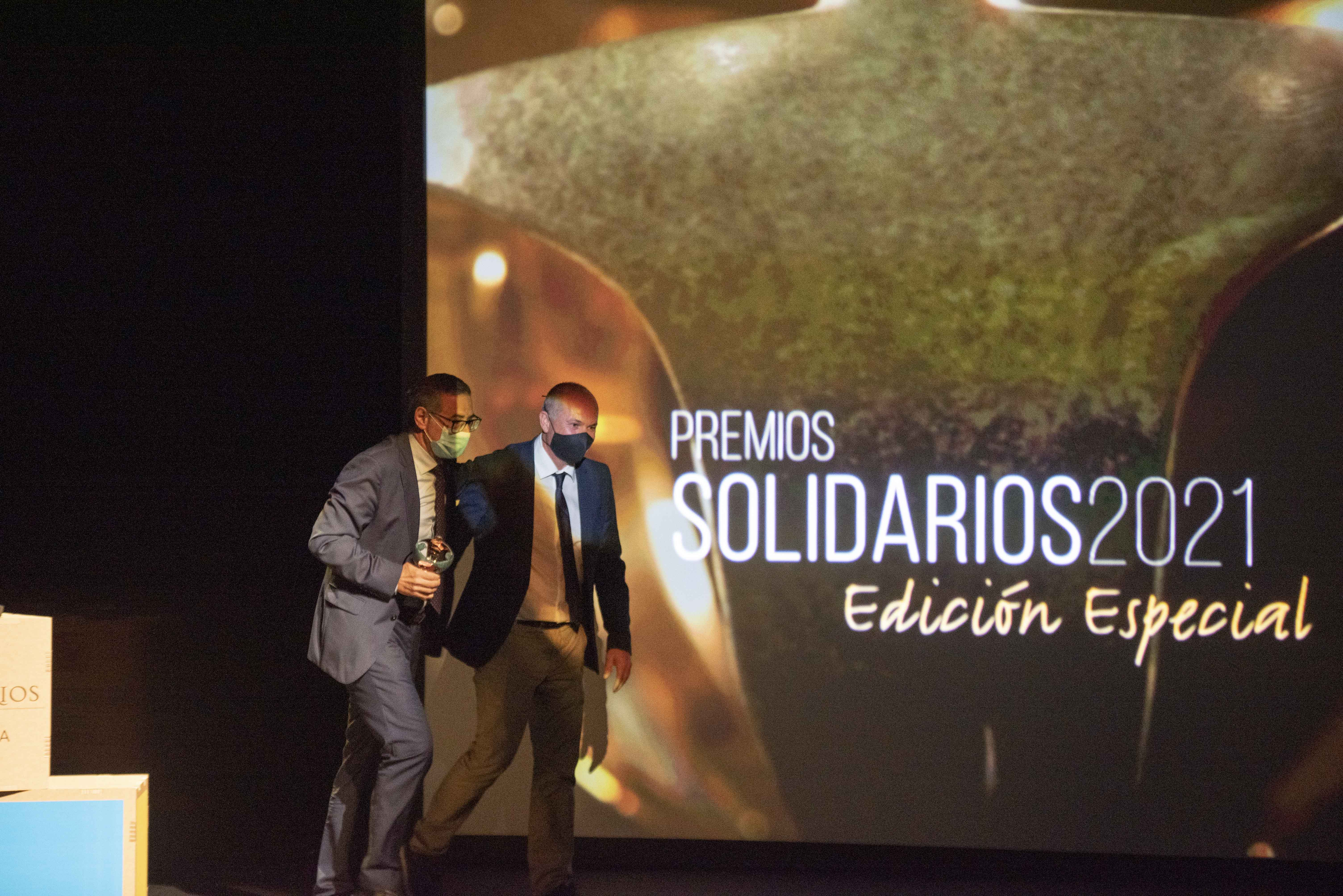 La ONCE premia ODSesiones