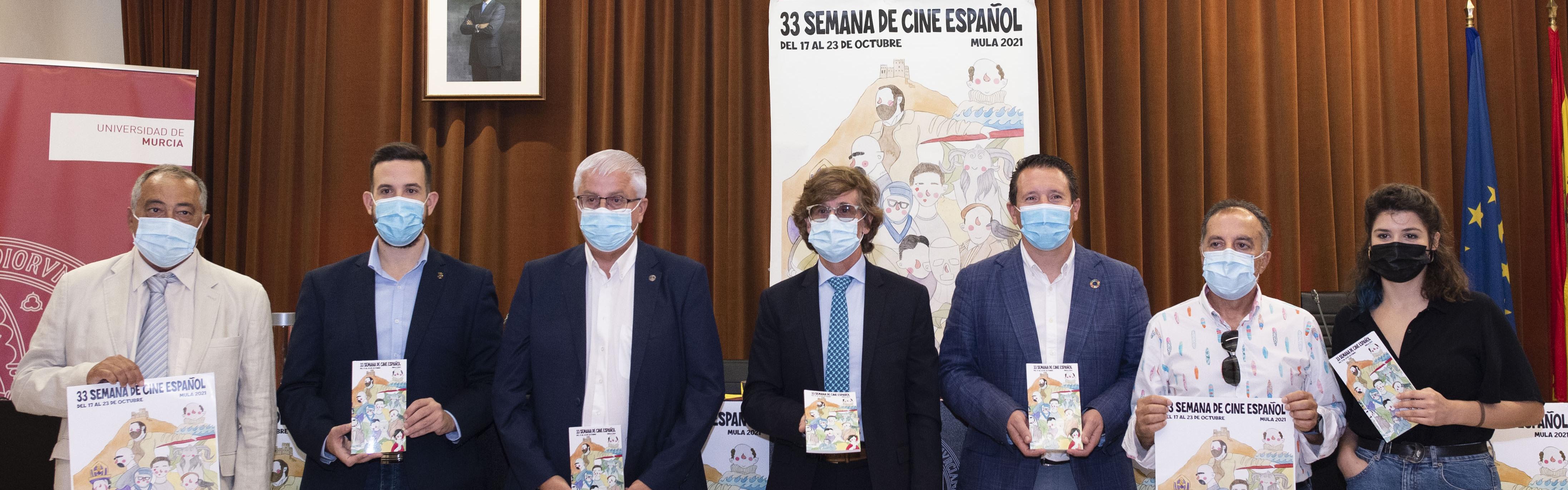 Comienza la Semana de Cine español de Mula