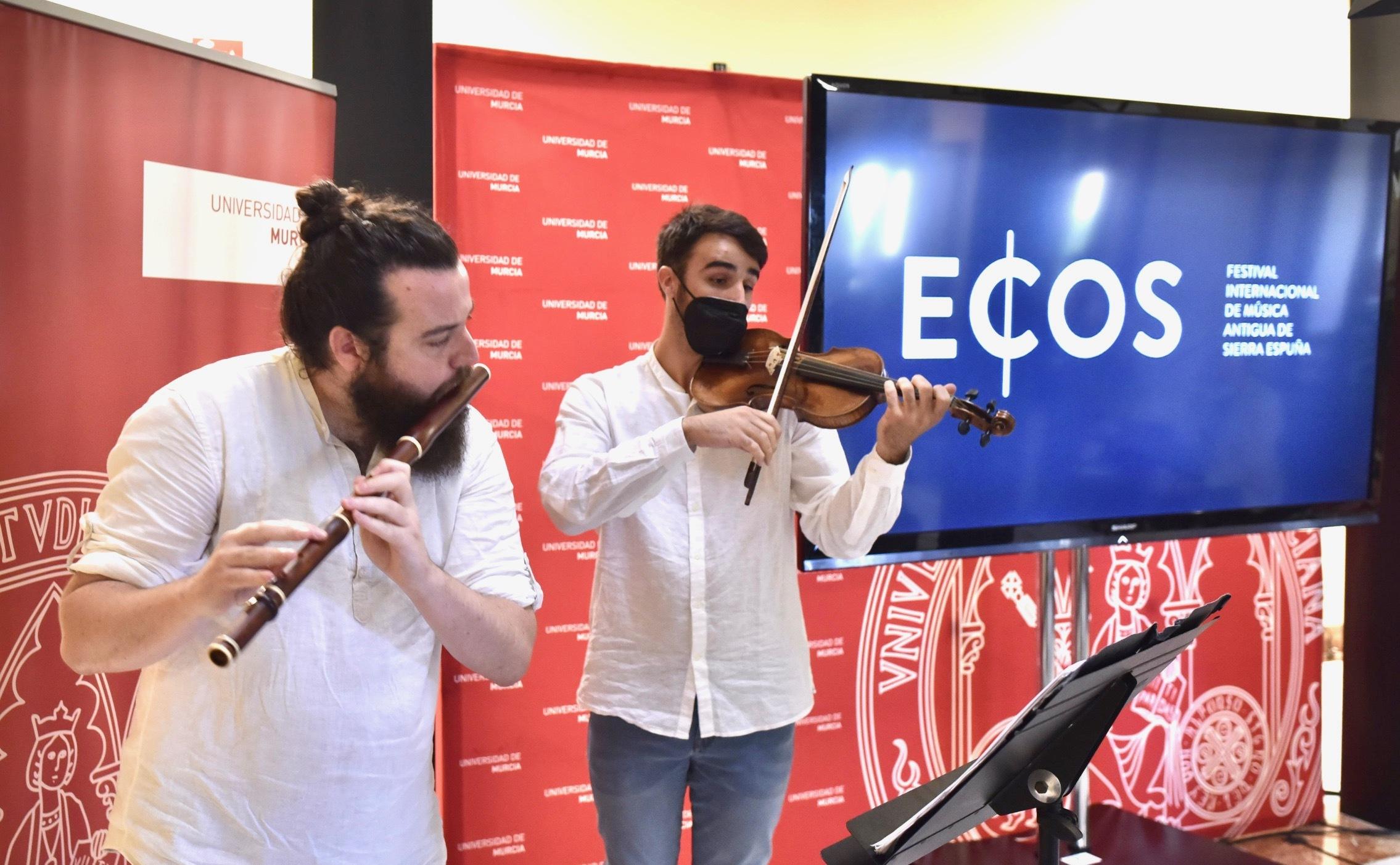 V edición ECOS Festival de Sierra Espuña