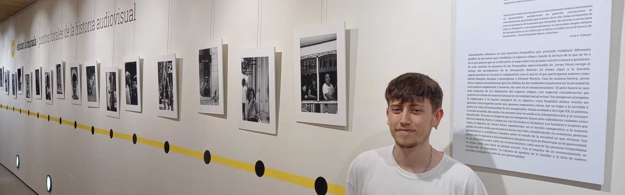 'Identidades urbanas' en la sala Isidoro Valcárcel