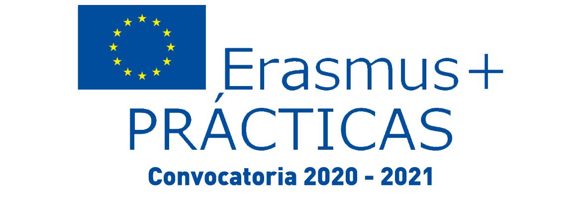 Recordatorio: 1er plazo para solicitar Erasmus+ Prácticas 20/21 hasta 18 de junio