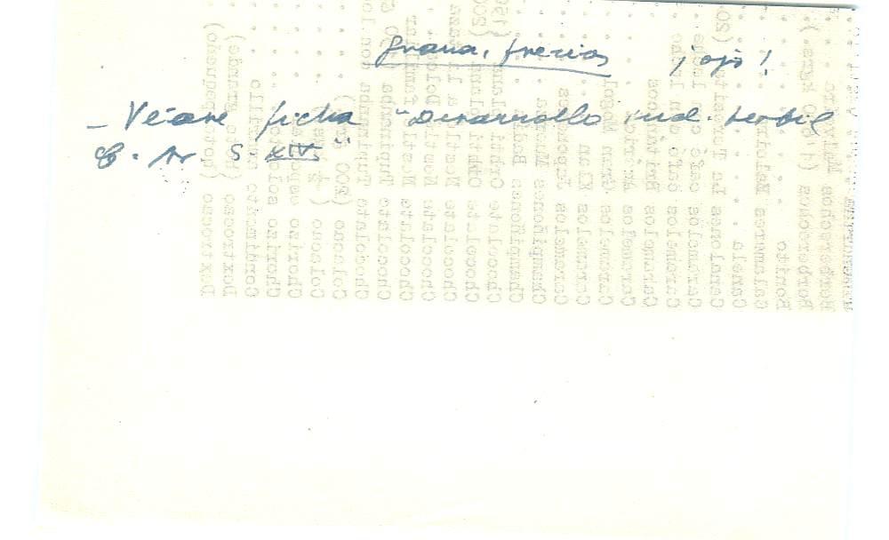 Vista ampliada de la ficha escaneada con el texto para la entrada grana ( 81 de 103 )