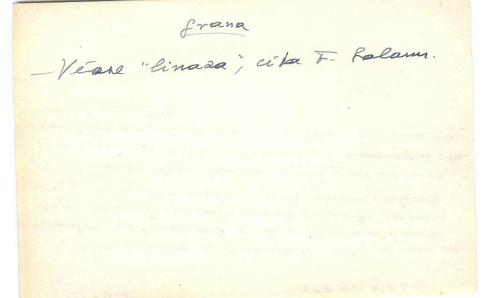 Vista ampliada de la ficha escaneada con el texto para la entrada grana ( 83 de 103 )