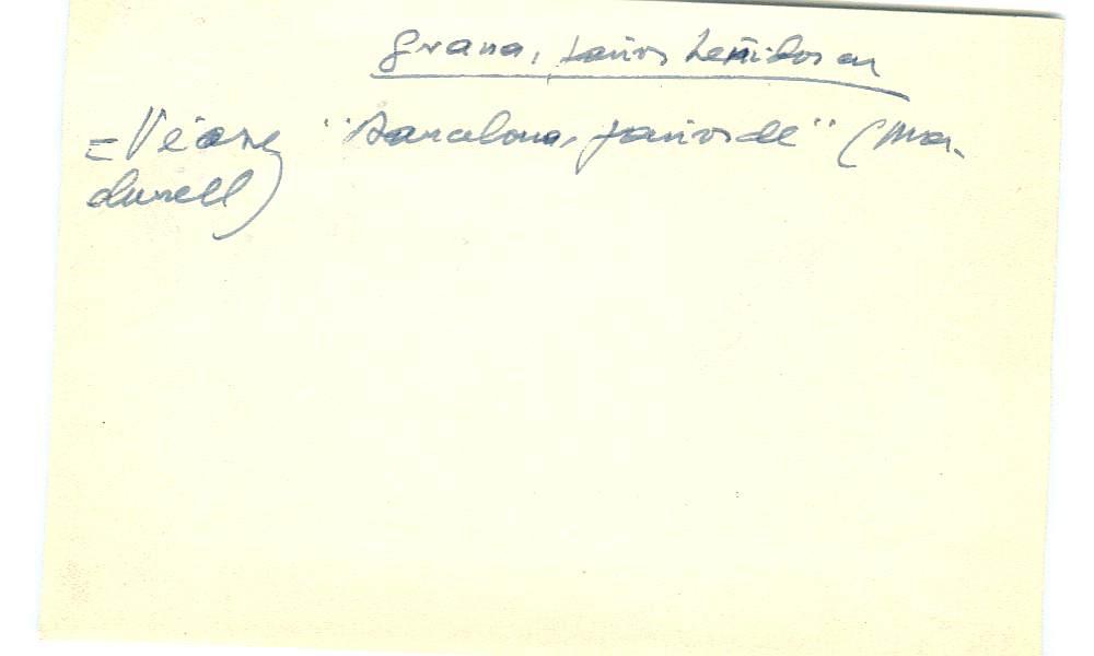 Vista ampliada de la ficha escaneada con el texto para la entrada grana ( 97 de 103 )