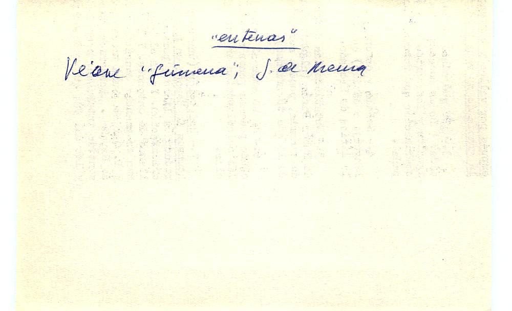 Vista ampliada de la ficha escaneada con el texto para la entrada entena ( 9 de 10 )