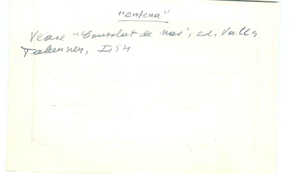 Vista ampliada de la ficha escaneada con el texto para la entrada entena ( 10 de 10 )