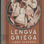 Lengua Griega. Libro segundo