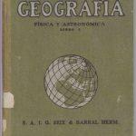 Geografía física y astronómica. Libro 1.