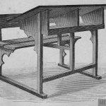 Mesa-banco sistema Cardot.