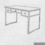 Mesa para profesor.