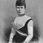 Retrato de S.M. la Reina D.ª María Cristina.