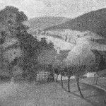 """Geyer: """"El otoño en la sierra""""."""