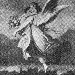 """Kaulbach, W. von: """"Hacia Dios""""."""