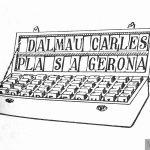 Caja tipográfica para la enseñanza de la lectura.