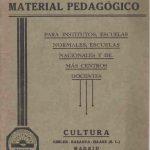 Cultura 1932.