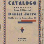 Daniel Jorro 1933.