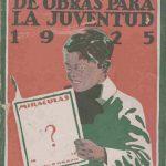 Librería Chirivella 1925.