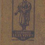 Luis Vives 1933.