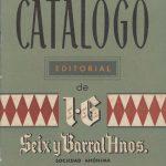 Seix Barral 1945.
