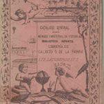 Libreria Calixto García de la Parra 1886.