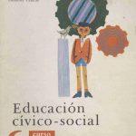 Educación cívico-social. 6.º EGB