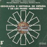 Geografía e Historia de España y de los países hispánicos.
