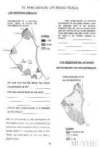 Figura 11.1. Grupo Marmenor (1997) Ciencia'00. ESO 1 (III). San Javier: Novocopy, p.16.