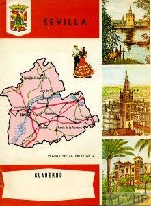 Figura 12.8. Portada de cuaderno escolar (1964). Fondo CEME.