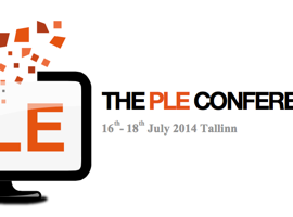 CAPPLE on the PLE Conference 2014