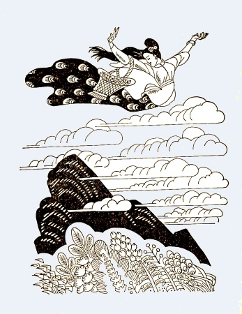 Xue Da y Yin Ling (Cuento Popular Chino)