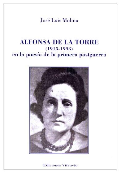 Resultado de imagen de Alfonsa de la Torre (1915-1993)